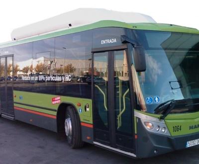 Horarios Autobuses Las Rozas
