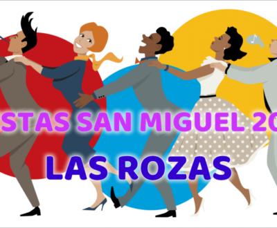 Fiestas de Las Rozas 2019